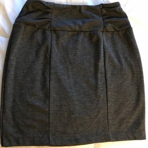 Forever 21 Stretch Skirt